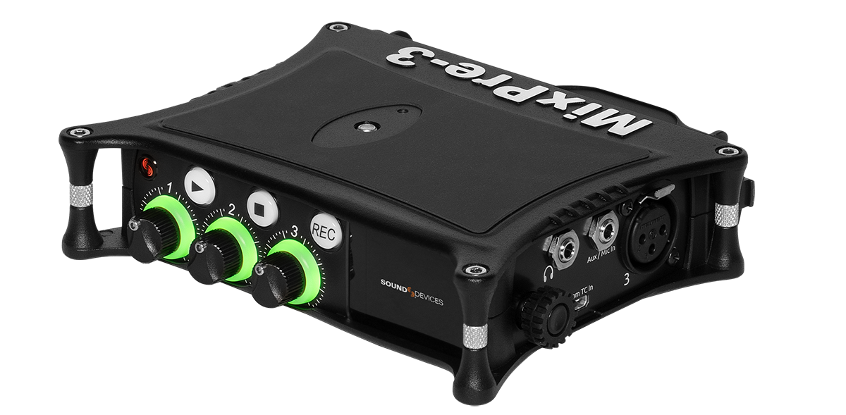Sound Devices MixPre-3 II Ses Kaydedici