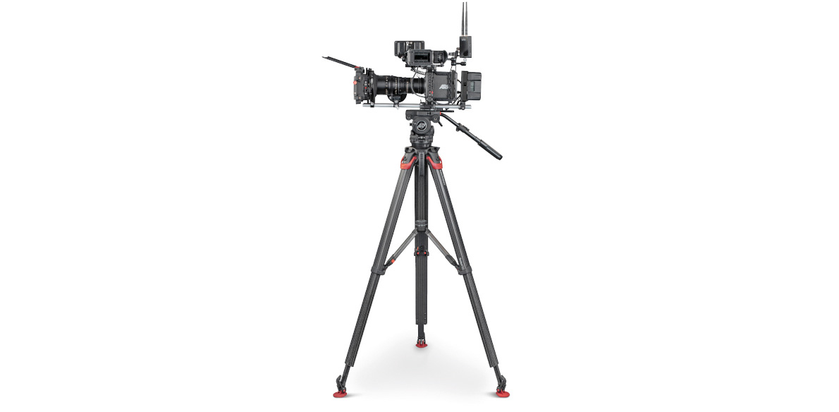 Sachtler Sistem Cine 7 + 7 FT MS