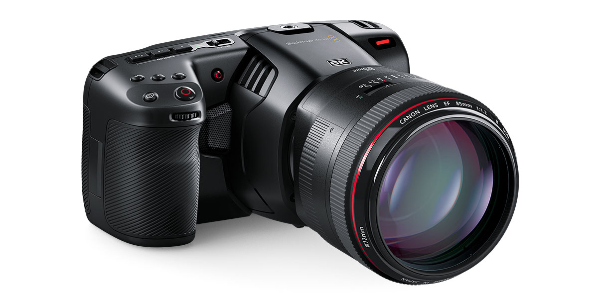Blackmagic Design, Yeni Blackmagic Pocket Cinema Camera 6K'yı Duyurdu