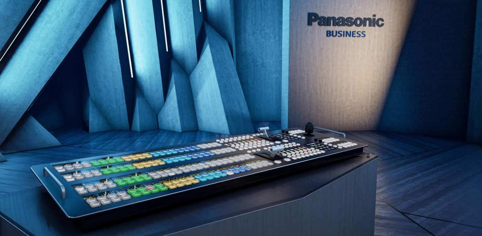 Panasonic Business Europe Reality ile Sanal Stüdyo Teknolojisini Sergiledi