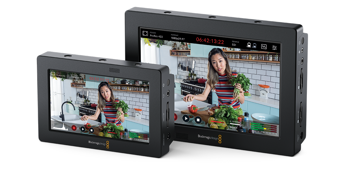 Blackmagic Design Yeni Video Assist 3G'yi Duyurdu